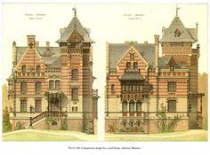 4 | Викторианская кирпичная и терракотовая архитектура - Pierre Chabat | ARTeveryday.org