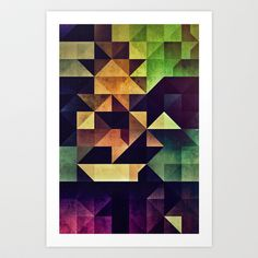 3YM Art Print by Spires - $20.00