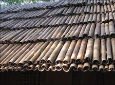 What You Don't Know About Bamboo Roof Designs - TopDesignIdeas Workshop Architecture, Bamboo Architecture, Minimalist Architecture, Bamboo House Design, Small House Design, Cottage Design, House Construction Plan, Bamboo Construction, Bamboo Roof