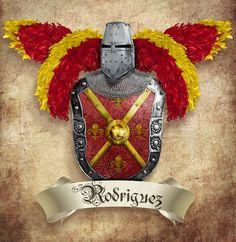 escudo familia Rodriguez