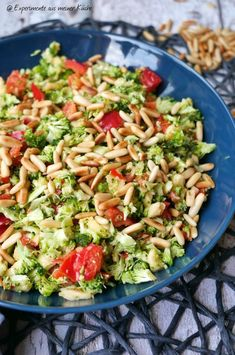 Vegetarian Salad Recipes, Salad Recipes For Dinner, Healthy Recipes, Dinner Salads, Low Carb Crepe, Clean Eating, Healthy Eating, Feel Good Food, Vegetable Dishes
