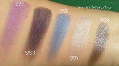 Water Eyeshadow di Kiko   Innerbeauty Make Up Tricks, How To Make, Kiko Milano, Makeup Tips, Swatch, Eyeshadow, Makeup Tricks, Eye Shadow, Make Up Tips