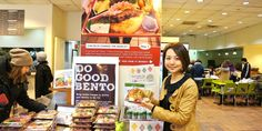 肥満大国アメリカでヘルシー弁当を売り、世界の飢餓を救うということ 東京の内科医・関由佳さん