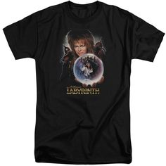 Labyrinth - I Have A Gift Adult Tall Fit T-Shirt
