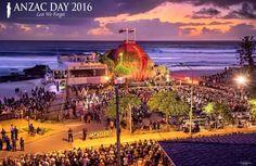 Currumbin dawn service  Gold Coast Australia.  Photo: @gcprintingframing  #goldcoast4u #goldcoast #australia #dawnservice #currumbin #currumbinbeach #currumbindawnservice #currumbinalley #elephantrock #remember #remembering #lestweforget #tribute #lastpost #soliders #anzac #anzacday #2016 #dawn #respect by goldcoast4u http://ift.tt/1X9mXhV