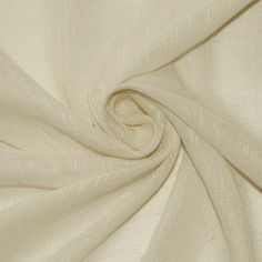 Shop for Archaeo Slub Textured Linen Blend Grommet Top Curtain. Get free delivery On EVERYTHING* Overstock - Your Online Home Decor Outlet Store! Cool Curtains, Beautiful Curtains, Hanging Curtains, Curtain Fabric, Curtain Rods, Curtain Styles, Sheer Fabrics, Home Decor Outlet