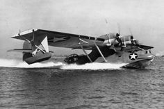 Catalina flying boat; I'd love to land on water, it must be a fascinating experience.