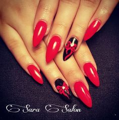 bow, nailart, and beautiful image