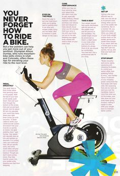 Cycling Tips For A Better Workout