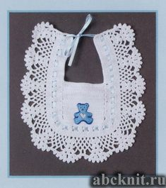 Crochet Baby Bibs, Baby Blanket Crochet, Crochet For Kids, Crochet Yarn, Hand Crochet, Crochet Stitches, Baby Knitting, Crochet Patterns, Beginner Quilt Patterns