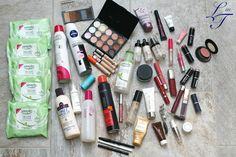 Early 2017 Empties- Products I've used up