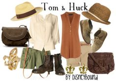 Literary characters as well as Disney! Disneybound, you're my favorite blog ever!