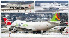 Smooth Landing Boeing 747 | ACT Airlines TC-ACM | Zurich Airport 23.01.2021 Vegas, Boeing 747, Zurich, Olympus, Landing, Aircraft, Smooth, Aviation, Airplane