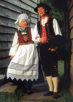 Hello all, Today I will cover the last province of Norway, Hordaland. This is one of the great centers of Norwegian folk costume, hav. Folk Costume, Costume Dress, Costumes, History Of Norway, Caucasian Race, Folk Clothing, Unique Dresses, Traditional Dresses, Costume Design