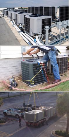 J&L International Business, Inc. employs EPA-certified HVAC service technicians. They repair central air conditioning and provide emergency services. They fully guarantee their works.