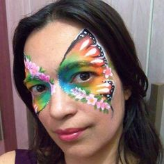 Pinturinha borboleta