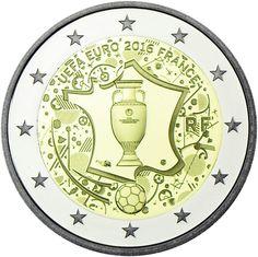 2 Euro CuNi UEFA Euro 2016 PP
