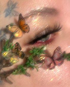 magic aesthetic makeup – c'est la vie – gitter Boujee Aesthetic, Angel Aesthetic, Bad Girl Aesthetic, Aesthetic Images, Aesthetic Collage, Aesthetic Makeup, Aesthetic Vintage, Aesthetic Fashion, Aesthetic Beauty