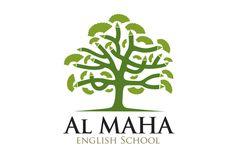 almaha academy by Abed Marzouk, via Behance