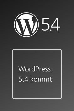 Das nächste sogenannte Major Release von WordPress steht in den Startlöchern. Ende März soll die Version 5.4 erscheinen. Was wird sie bringen? Werfen wir einen ersten Blick auf die aktuelle Entwicklungsversion. Wordpress, Volkswagen Logo, Buick Logo, Logos, Interesting Facts, Logo