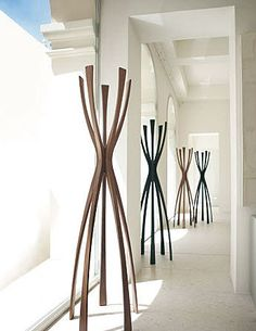 perchero de diseño FLAMINGO by G. Carollo Porada