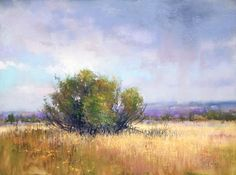 Blue Skies & Beyond ~ Painting the Sky with Pastel, Part 1 by Richard McKinley