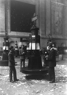 1908 - The New York Stock Exchange