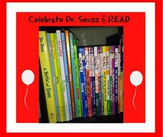 Activities, snacks, games, & crafts to celebrate Dr. Seuss' Birthday!  Celebrate Read Across America on March 2nd | Macaroni Kid