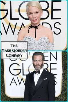 #Michelle_Williams & #Chris_Pine