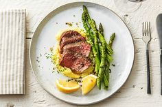 Butter-Basted Rib-Eye Steak Recipe | HelloFresh