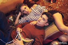 Nadine Lustre and James Reid Are the New Faces of folded&hung James Reid Wallpaper, Filipino Models, Nadine Lustre, Asian Love, Jadine, Old Actress, Couple Posing, New Face, Best Couple