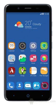 ZTE Max Duo LTE / Z962BL