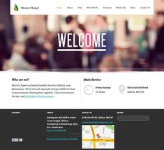 124 best Awesome Church Websites images on Pinterest | Design ...