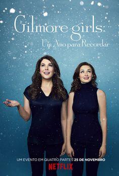 Gilmore Girls: Um Ano para Recordar ganha cartazes com estações do ano - Minha Série