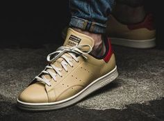 new arrival 18765 032cb The Fourness x Adidas Stan Smith Pale Nude (1) Adidas Sneakers, Adidas Men