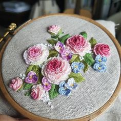 How To Do Brazilian Embroidery Stitches the Embroidery Hoop Near Me amid Embroidery Library Login if Embroidery Designs Online Brazilian Embroidery Stitches, Hand Embroidery Stitches, Silk Ribbon Embroidery, Embroidery Hoop Art, Hand Embroidery Designs, Vintage Embroidery, Cross Stitch Embroidery, Machine Embroidery, Embroidery Needles