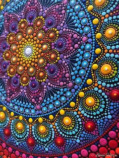 Sacred Geometry Art Mandala Painting Acrylic on Canvas Sacred Geometry Art Mandala Painting Acrylic on Canvas Koroberg koroberg Bastelideen Lucky 18 ist ein original-Gem lde Punkt Mandala auf nbsp hellip canvas people Mandala Art, Mandala Canvas, Mandala Rocks, Mandala Painting, Mandala Doodle, Dot Art Painting, Stone Painting, Painting Abstract, Painting Canvas