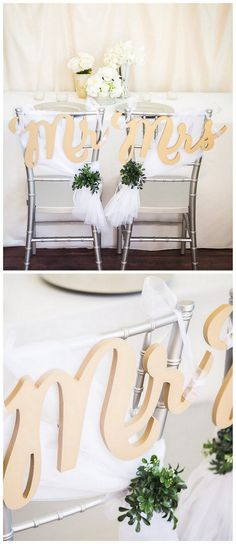 Mr and Mrs Signs wed