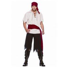 13,99 € IVA incluído http://www.misdisfraces.es/disfraces-y-accesorios-de-pirata-para-hombres/disfraz-de-pirata-despiadado-665?search_query=mdht&results=78