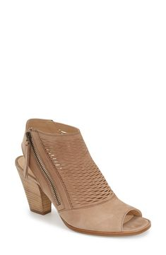 Paul Green 'Willow' Peep Toe Bootie (Women)