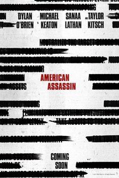 American Assassin (2017) Full Movie Streaming HD