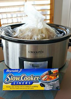365 Days of Slow Cooking: Recipe for Slow Cooker Perfectly Seasoned Turkey Breast