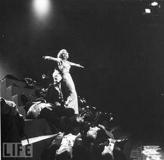 Marilyn Monroe in Gentlemen Prefer Blondes, 1953
