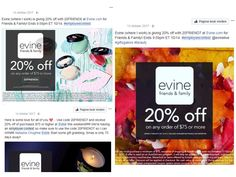 Evine Marketing, Facebook, Awesome, Tips