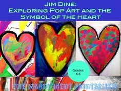 The Magnificent Paintbrush: Exploring Symbolism and the Artistic Style of Pop Artist Jim Dine