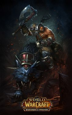 Some Fan art for the latest expansion of World Of Warcraft, Warlords Of Draenor ! The expansion is coming to an end, but it produced a lot of great artwork ! Warcraft Dota, Art Warcraft, World Of Warcraft 3, Warcraft Heroes, Warcraft Game, Grom Hellscream, Grommash Hellscream, Blizzard Warcraft, Warlords Of Draenor
