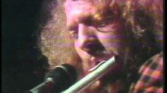 ONE LEGGED PIPER~JETHRO TULL~BOUREE~Jethro Tull is known for giving the best theatrical preformances on stage. There is nothing dull about this man, his energy robs the   oxygen you breath, after his concert many are left   astounded and breathless.~ Syl♥