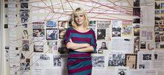 Lauren Beukes murder wall (again)
