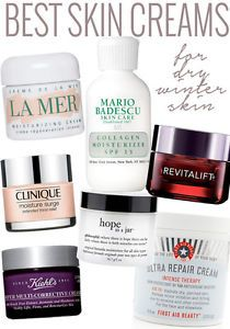 Best Skin Creams to Use in the Winter