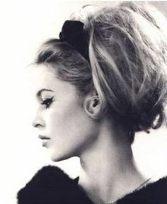 Petit Site of Star: SIXTIES UPDO HAIR STYLES
